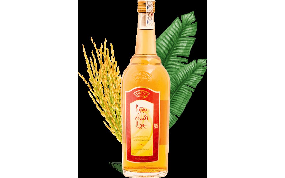 Rượu Chuối Hột Phú Lễ: Danh tửu tốt cho sức khỏe khi dùng đúng cách