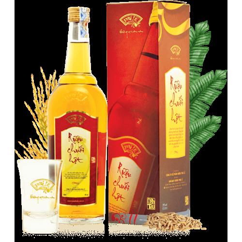 Rượu Chuối Hột Phú Lễ 650ml