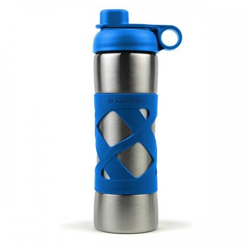 Bình lọc nước khoáng cầm tay inox Aquasana – Blue