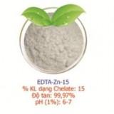 Zn CHELATE (ZN-EDTA-15) – Phân vi lượng kẽm – tổng hợp axit nucleic và protein, thông dụng cho cây có múi