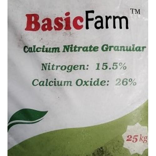 Ca(NO3)2 hạt – canxi nitrate – calcium nitrate – phân bón bổ sung can xi (canxi nitrate) nhập khẩu
