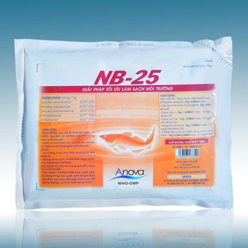Men vi sinh NB25 – Sản phẩm dành cho cá, tôm
