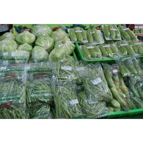 Một số cửa hàng rau sạch tại TPHCM