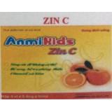 Sản phẩm tăng cường sức đề kháng cho cơ thể Zin C