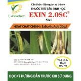 THUỐC TRỪ SÂU ĂN TẠP EXIN 2.0 SC – SAT