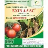 THUỐC TRỪ BỆNH TRÊN RAU CỦ QUẢ EXIN 4.5 SC – PHYTOXIN VS