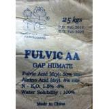 Bột hữu cơ sinh học Fulvic AA