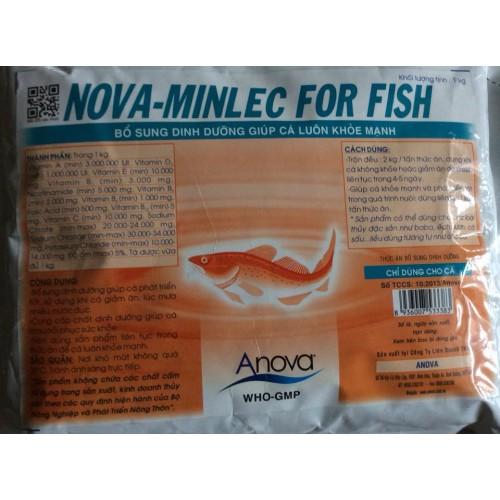 NOVA – MINLEC FOR FISH